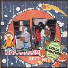 Little Monsters 2011