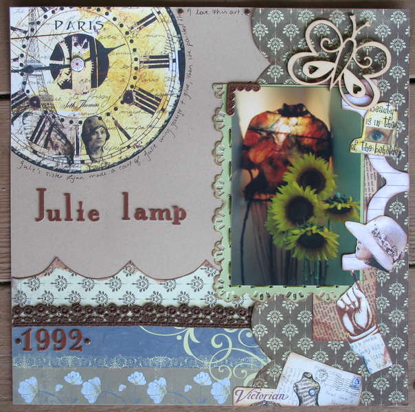 Julie Lamp