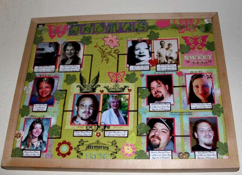 Thomas family tree 4