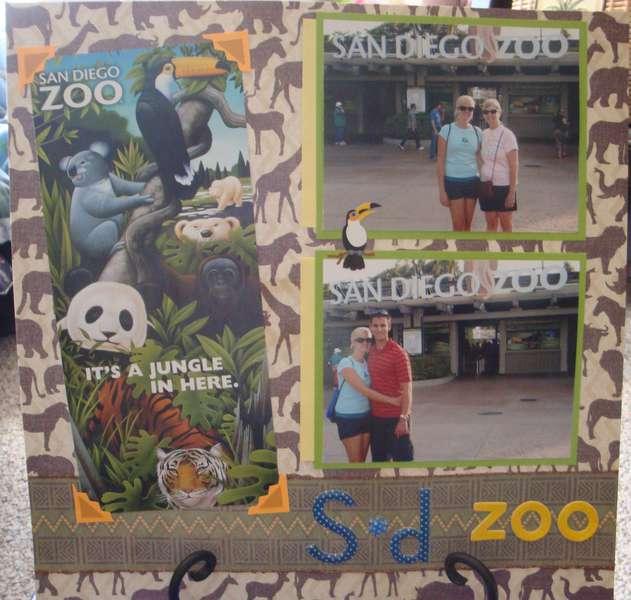 World Famous San Diego Zoo