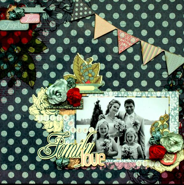 Family Love *New Kaisercraft Lulu & Roy*
