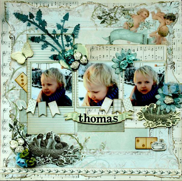 Thomas *Kaisercraft*