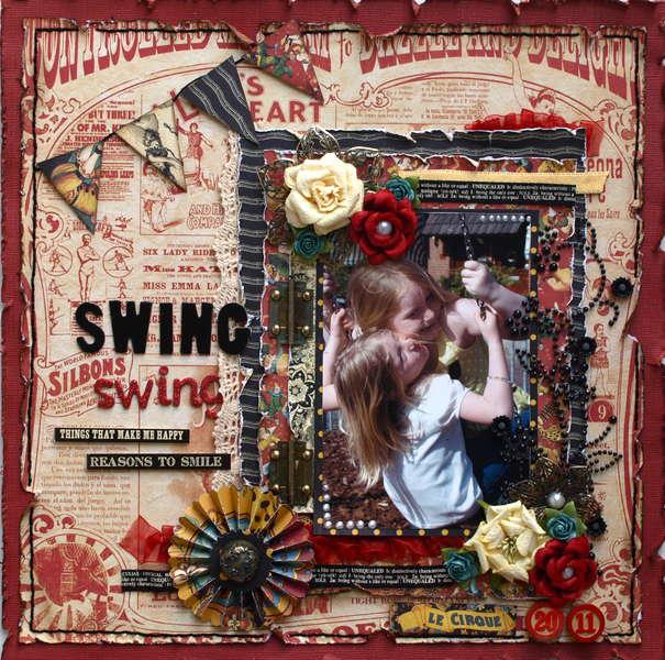 Swing Swing **Graphic 45**