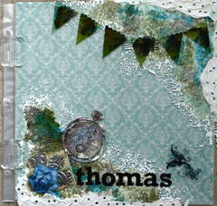 Thomas album *New Clear Scraps*