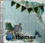 Thomas album *New Clear Scraps*