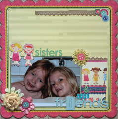 Sisters & best friends *My Little Shoebox*