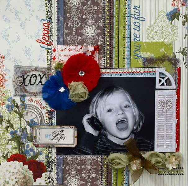 You're so fun **MY Creative Scrapbook LE Kit**