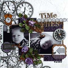 Time Flies *New Kaisercraft*