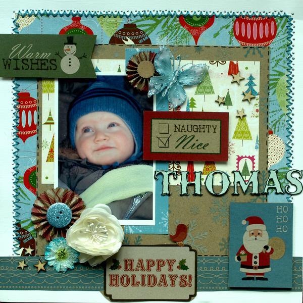 Thomas *New DCWV*