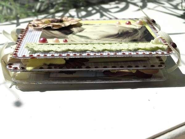 Clear Scraps mini album