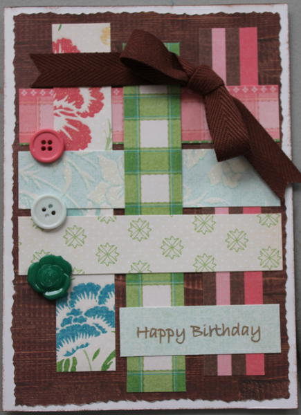buttons and birthdays
