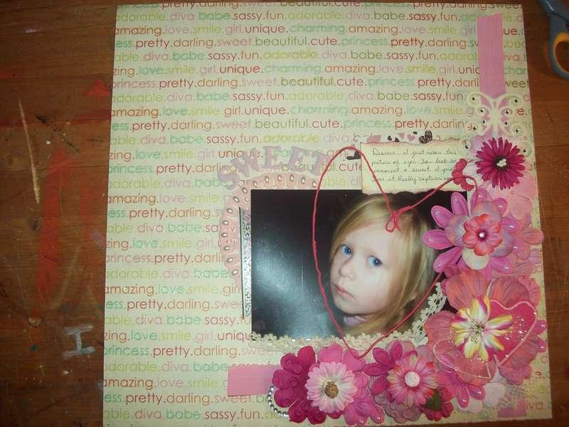 """""""Sweet"""" Flowers blooming LO"""