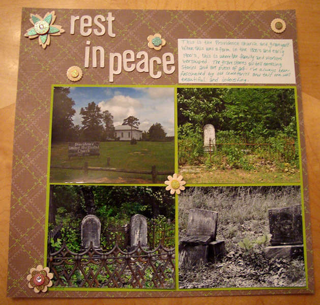 Providence Canyon Cemetery