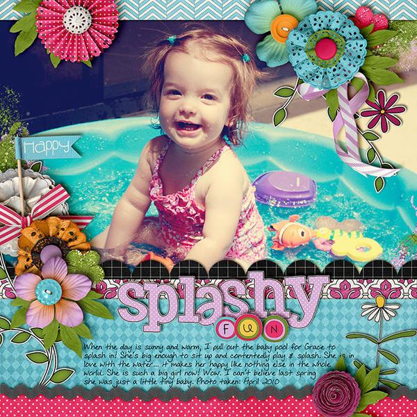 splashy fun