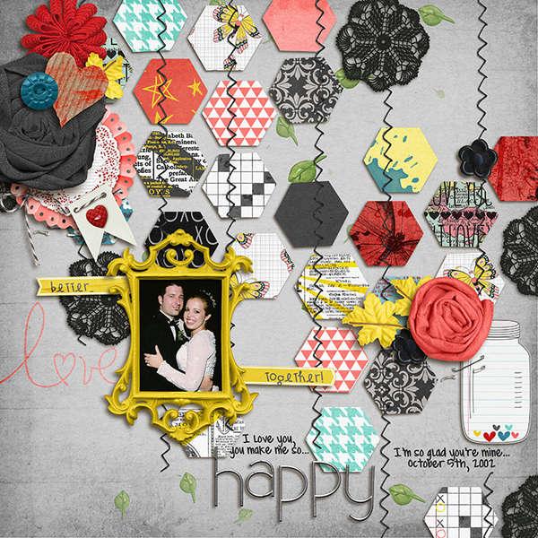 love... happy