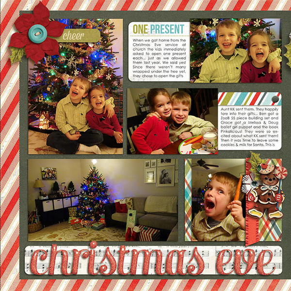 Christmas Eve (L)