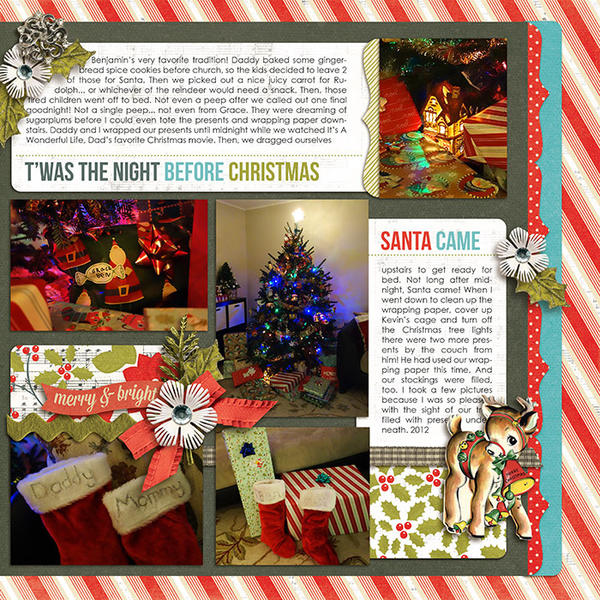Christmas Eve (R)