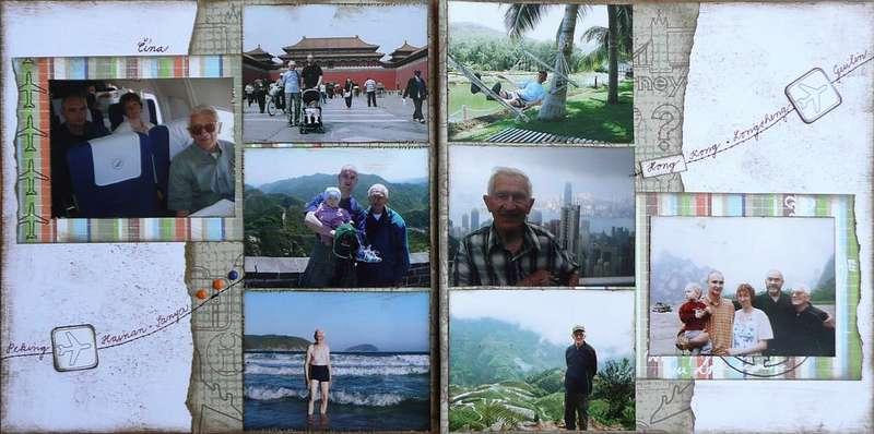granddad´s trip to China