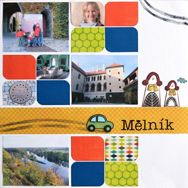 trip to Melnik town