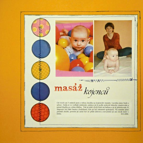 baby´s masage