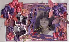 Linda's Birthday Card