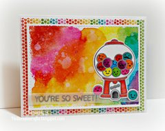 You're so sweet!