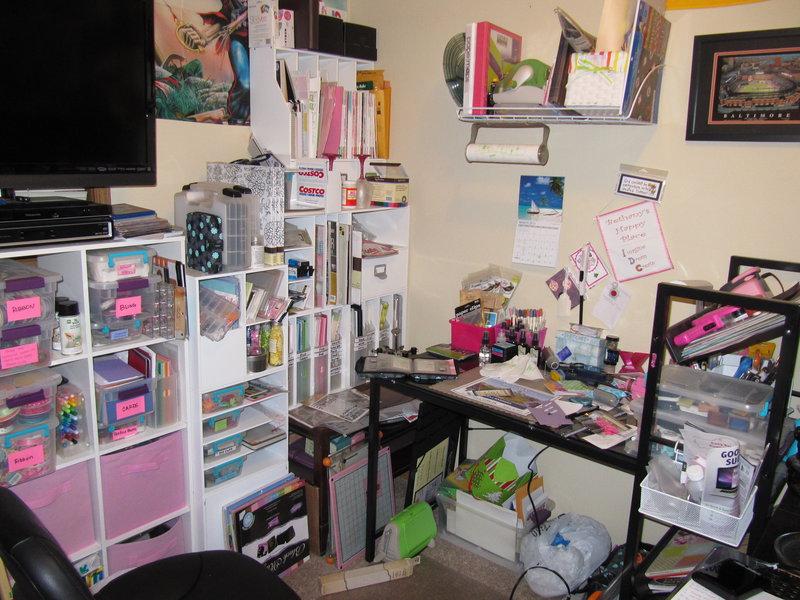 Hot Mess - messy