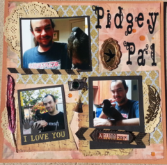 Pidgey Pal