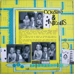 Cousins and Friends