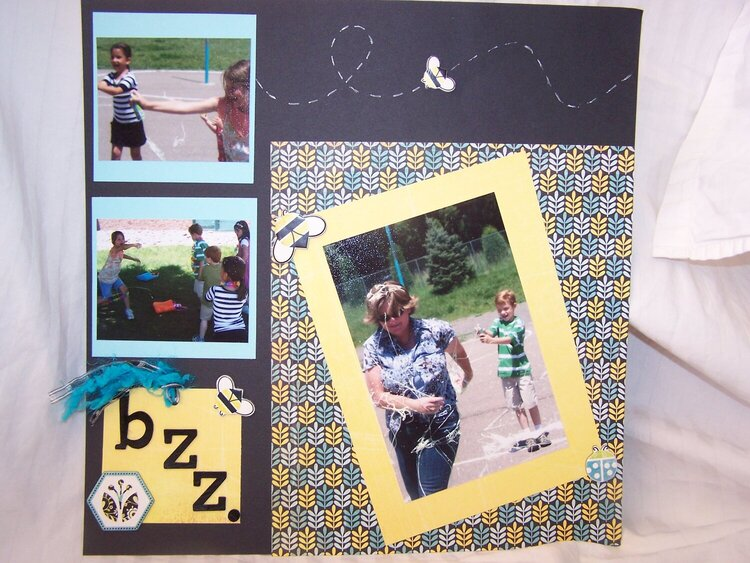 More Than Scrapbooking February Kit-
