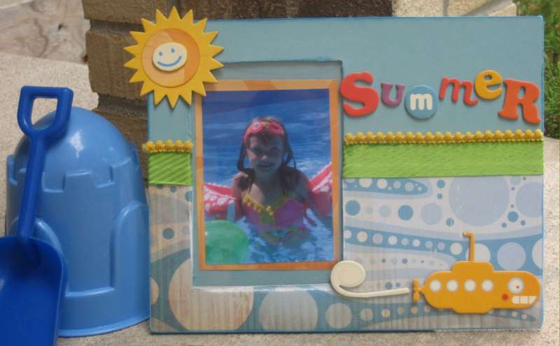 Summer***Morethanscrapbooking***
