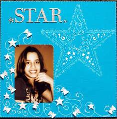 You shine like a star