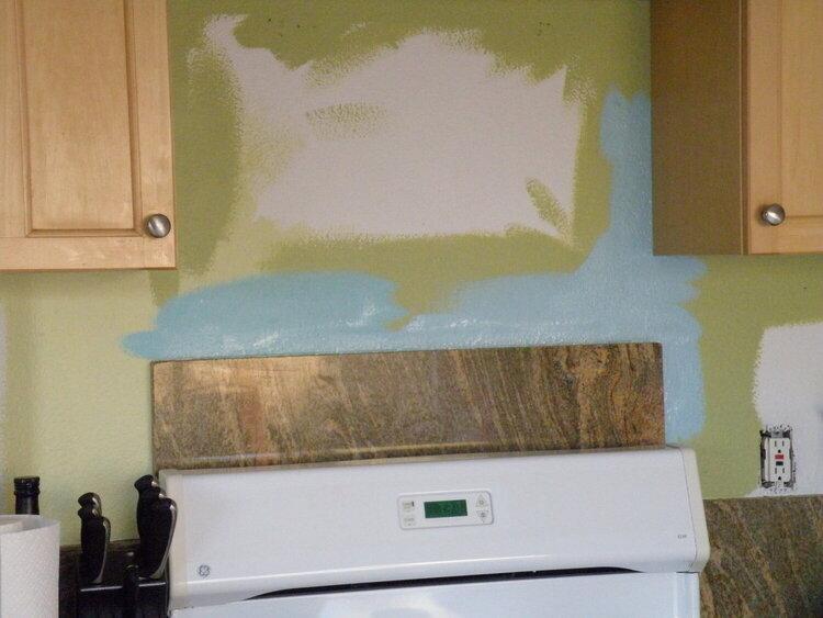 kitchen color?