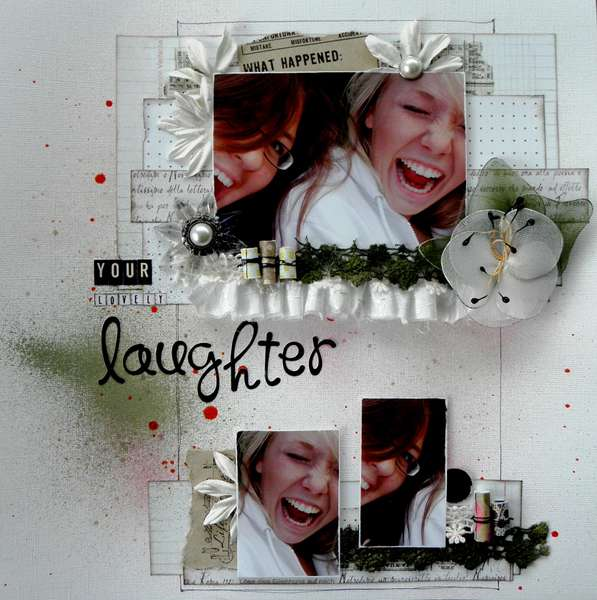 Your Lovely laughter