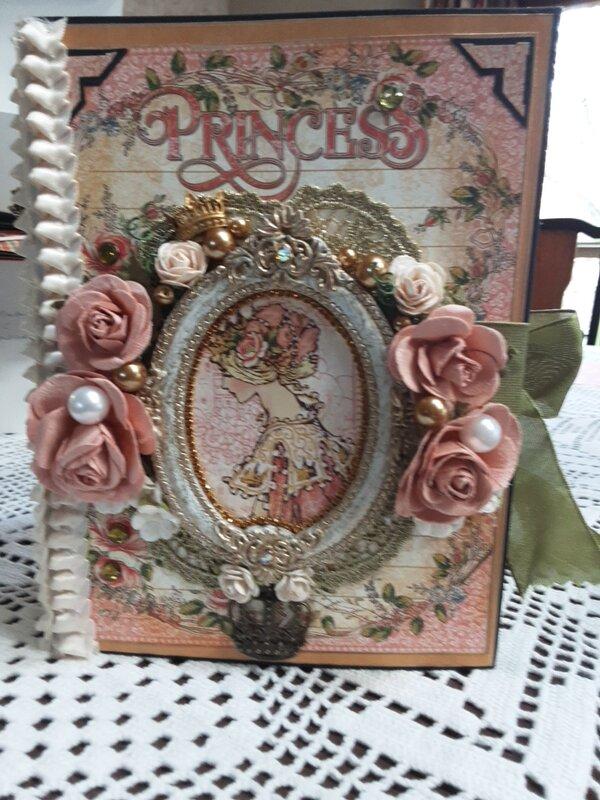 G45 Princess Album