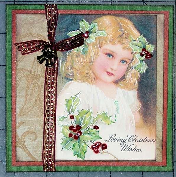 Card for Granddaughter #2