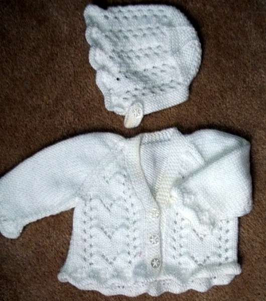 Knitted Set for Son