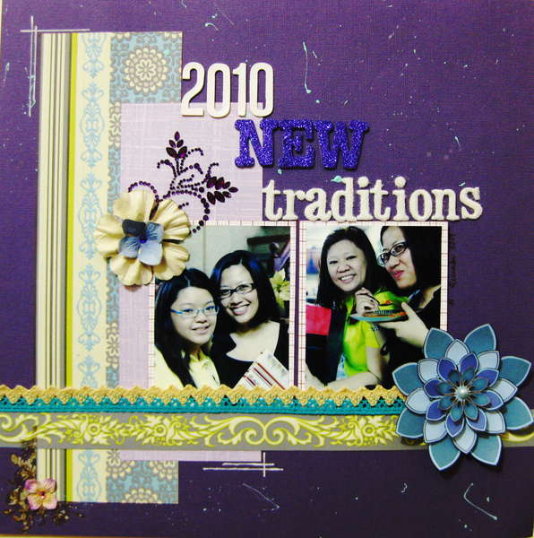 2010 New Traditions