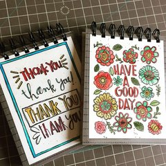 Teacher notebooks