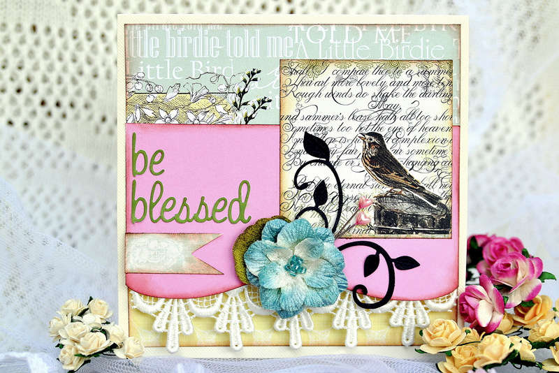 Be Blessed {ScrapThat! June 2012  Kit Reveal}