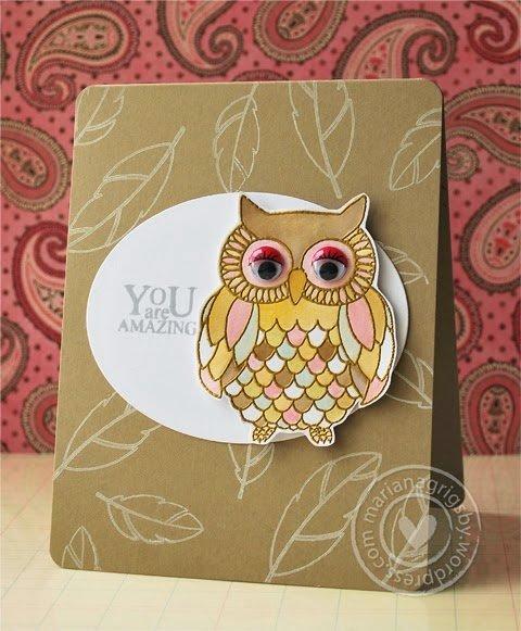 Owl - Mariana Grigsby