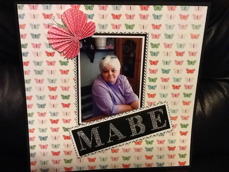 My Sister Mabe.