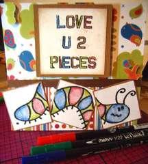 Love U 2 Pieces