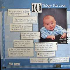 10 Things We Love About Lucas