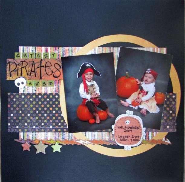 Cutest Pirates Ever