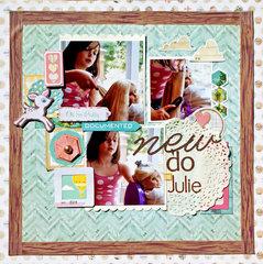 New 'Do for Julie