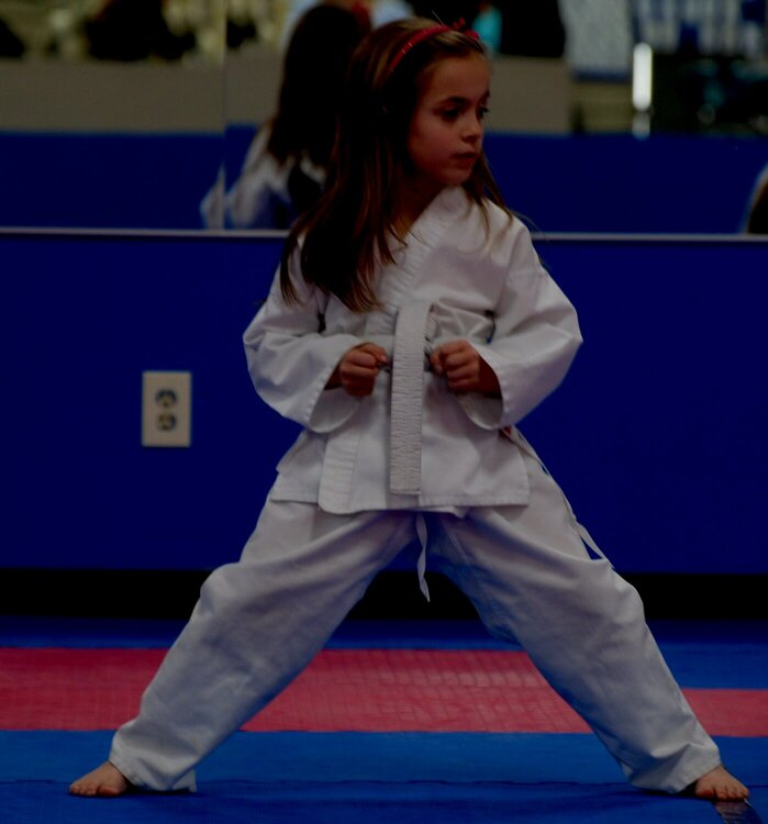 My Karate Kid