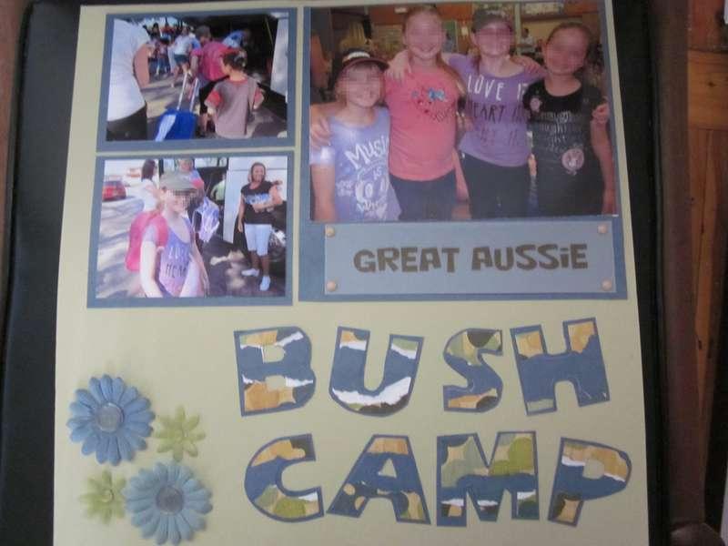 Great aussie bush camp