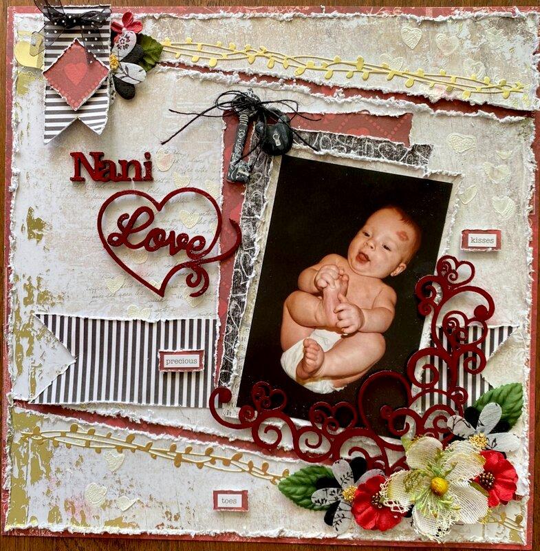 Nani Love