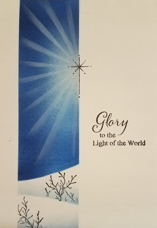 Glory To The Light Of The World